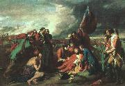 Benjamin West The Death of Wolfe oil painting