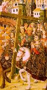 Bernat, Martin St. Helena Heraclius taking the Holy Cross to Jerusalem oil painting picture wholesale
