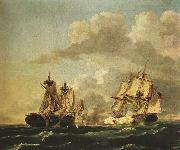 Birch, Thomas Naval Battle Between the United States and the Macedonian on Oct. 30, 1812,