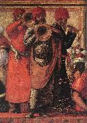 CARPACCIO, Vittore The Baptism of the Selenites (detail) ds oil painting picture wholesale
