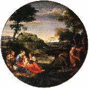 Rest on Flight into Egypt ff