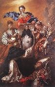 CASTIGLIONE, Giovanni Benedetto The Miracle of Soriano fg oil painting picture wholesale