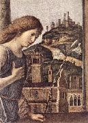 The Annunciation (detail) dsg