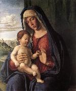 Madonna and Child dfhdt
