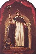 COELLO, Claudio St Dominic of Guzman dfgh oil painting