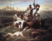 COPLEY, John Singleton Brook Watson and the Shark sdf oil painting picture wholesale