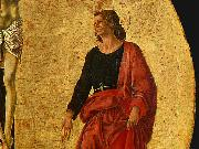 COSSA, Francesco del The Crucifixion (detail) sdf oil painting picture wholesale