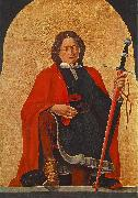 COSSA, Francesco del St Florian (Griffoni Polyptych) dsf oil painting