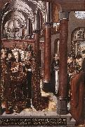 COTER, Colijn de Baptism of St Libertus fh oil painting picture wholesale