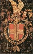 COUSTENS, Pieter Coat-of-Arms of Philip of Savoy dg oil painting