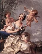 COYPEL, Noel Nicolas Madame de Bourbon-Conti  dfg oil painting picture wholesale