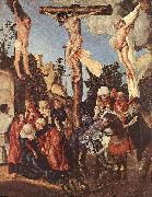 The Crucifixion fdg