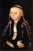 Portrait of a Young Girl khk