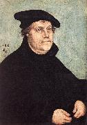 Portrait of Martin Luther dfg