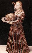 Salome with the Head of St John the Baptist dfgj