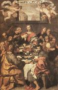 CRESPI, Daniele The Last Supper dhe oil painting