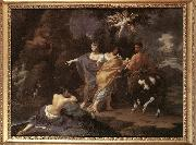 CRETI, Donato Achilles Handing over to Chiron dfg oil painting