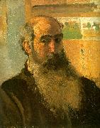 Camille Pissaro Self Portrait oil painting reproduction
