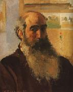 Camille Pissarro Self-Portrait oil painting reproduction