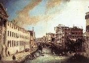 Canaletto Rio dei Mendicanti oil painting picture wholesale