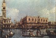 Canaletto View of the Bacino di San Marco (St Mark s Basin) oil painting picture wholesale
