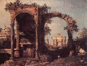 Capriccio: Ruins and Classic Buildings ds