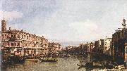 Canaletto View of the Grand Canal fg oil painting picture wholesale
