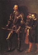 Caravaggio Portrait of Alof de Wignacourt  v oil painting picture wholesale