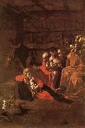 Caravaggio Adoration of the Shepherds fg oil painting picture wholesale