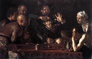 Caravaggio The Tooth-Drawer gh oil painting picture wholesale