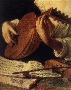 Lute Player (detail) gg
