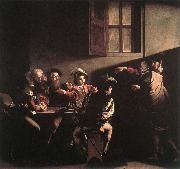 Caravaggio The Calling of Saint Matthew fg oil painting picture wholesale