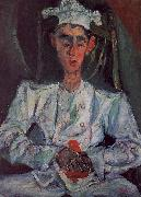 Chaim Soutine The Little Pastry Cook oil painting picture wholesale
