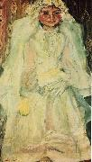 Chaim Soutine The Communicant oil painting picture wholesale