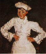 Chaim Soutine The Pastry Chef oil painting picture wholesale
