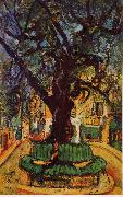 Chaim Soutine Small Place in the Town oil painting picture wholesale