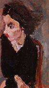 Chaim Soutine Profile of a Woman oil painting picture wholesale