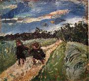 Chaim Soutine Returning from School oil painting picture wholesale