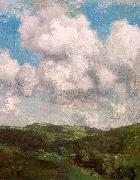 Charles Harold Davis Clouds and Shadow oil painting picture wholesale