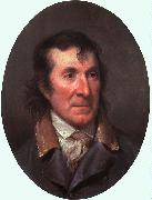 Charles Wilson Peale Portrait of Gilbert Stuart oil painting picture wholesale