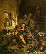 Cornelis Bega The Alchemist oil painting picture wholesale
