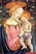 DOMENICO VENEZIANO Madonna and Child dfgw oil painting picture wholesale