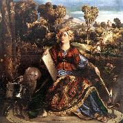 DOSSI, Dosso Circe (or Melissa) dfgd oil painting