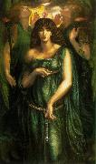 Dante Gabriel Rossetti Astarte Syriaca oil painting picture wholesale