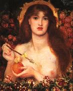 Dante Gabriel Rossetti Venus Verticordia oil painting picture wholesale
