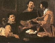 Diego Velazquez Three Musicians oil painting