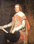 Diego Velazquez Philip IV in Army Dress oil painting