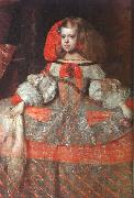 Diego Velazquez The Infanta Margarita oil painting