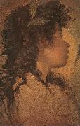 Diego Velazquez Study for the Head of Apollo oil painting