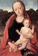 The Virgin and Child Panel